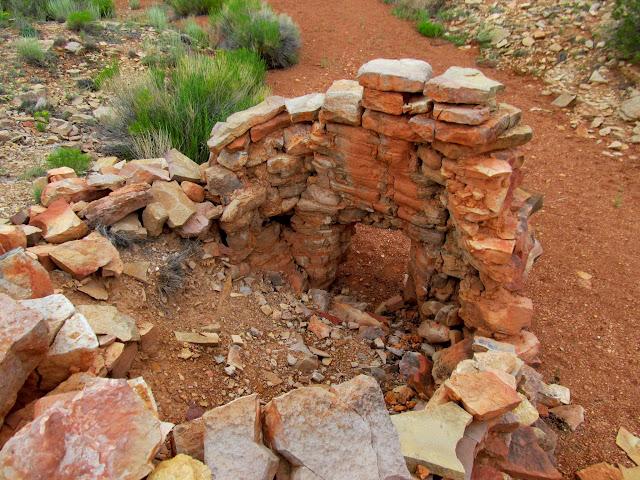 Kiln of some sort between Torrey and Grover