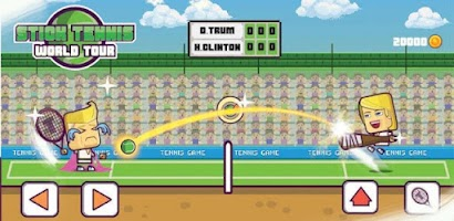 Tennis Tap Flick Ball Sports Android App On Appbrain