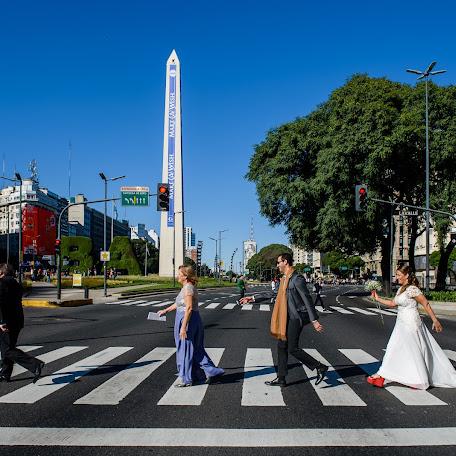 Wedding photographer Horacio Carrano (horaciocarrano). Photo of 01.11.2017