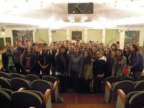 """Photo: 13/10/2014 - Istituto """"Arimondi-Eula"""" di Savigliano (Cn). V Ragioneria sezione H."""