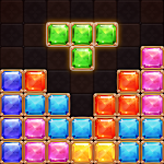 Puzzle Block Jewels Icon