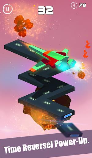 Zigzag Space Frontier