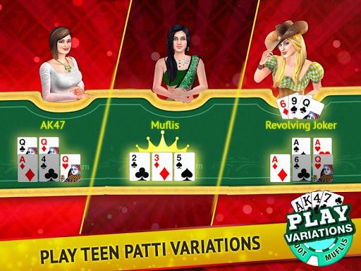 Teen Patti - Indian Poker  screenshots 4