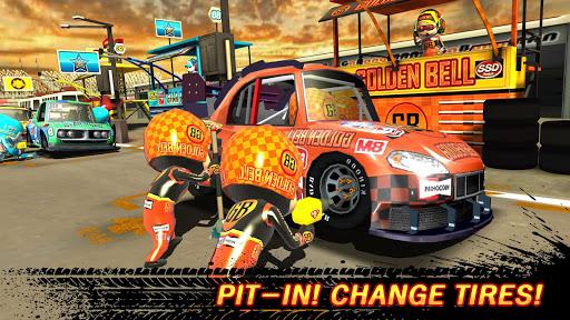 玩免費賽車遊戲APP|下載Pit Stop Racing : Club vs Club app不用錢|硬是要APP