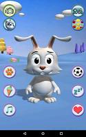 Screenshot of Talking Rabbit