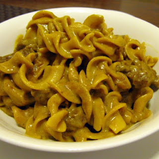 Venison Noodles Recipes.