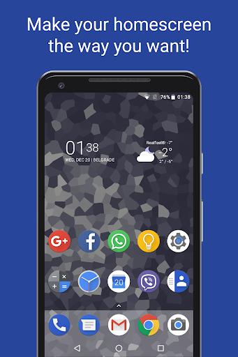 Pireo - Pixel/Pie Icon Pack screenshots 3