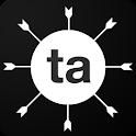 Twisty Arrow - Shoot The Wheel icon