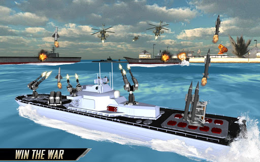 US Army Ship Battle Simulator for PC