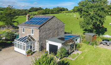 Llangadfan country cottage