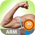 Strong Arm In 30 Days - Arm Workouts icon