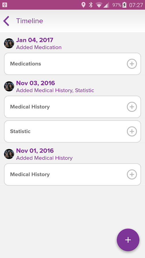 MedicTrust- screenshot