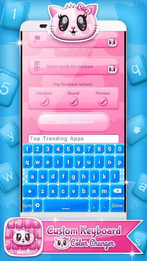custom keyboard color changer screenshot - How To Change Samsung Keyboard Color