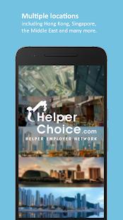 HelperChoice screenshot