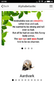 Alphabetastic Mammals - náhled