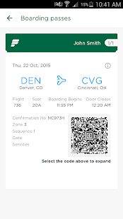 Frontier Airlines- screenshot thumbnail
