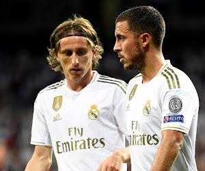 """Zinedine Zidane: """"Si Eden Hazard est dans le groupe, c'est qu'il est fit!"""""""