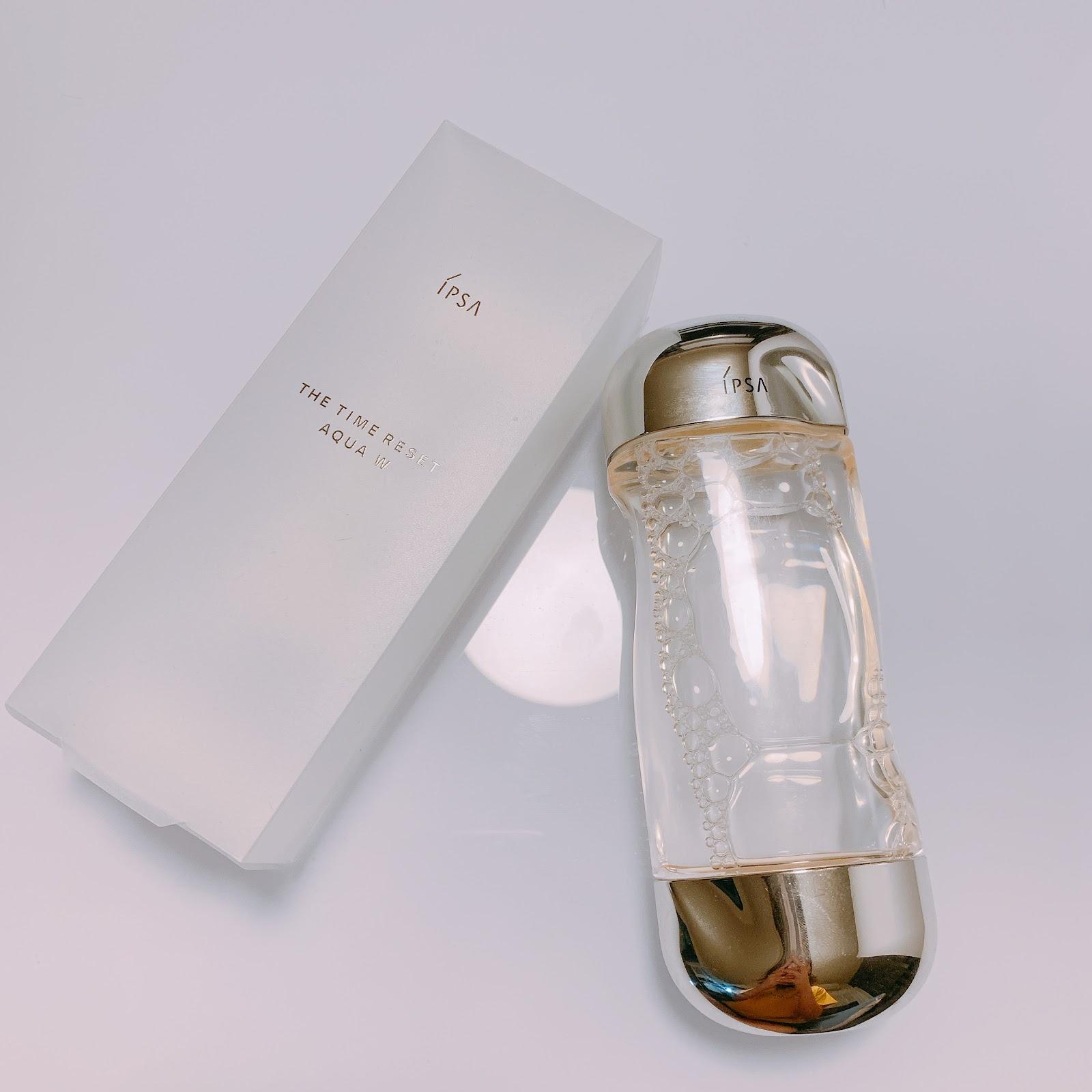 補濕好用推介// 『IPSA』生肌水源素「流金水」
