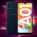 Samsung galaxy A01 icon
