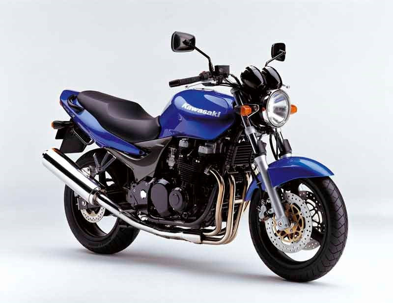 Kawasaki ZR -7 S -manual-taller-despiece-mecanica