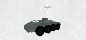 水陸用BTR
