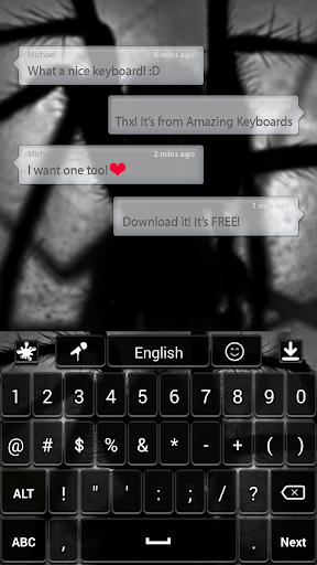 無料生产应用AppのスパイダーテーマGOキーボード|記事Game