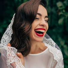 Wedding photographer Miroslava Vorozhbit (Myroslava). Photo of 27.09.2017