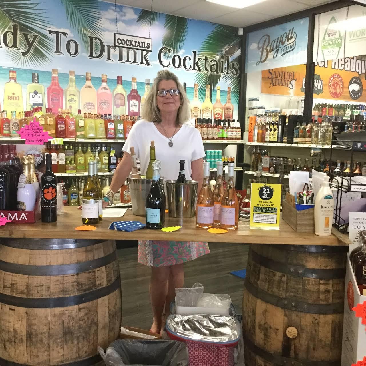 Pavilion Discount Beverage - Liquor Store in Surfside Beach