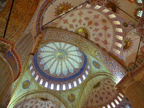 Top Thing to Do in Istanbul Itinerary 3 days // Inside the Blue Mosque