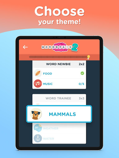 WordBrain 2 1.9.15 screenshots 17