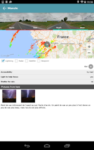 Infoclimat - live weather screenshot 13