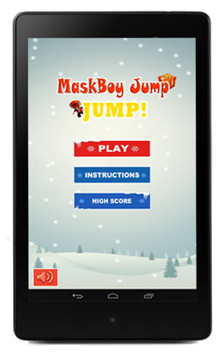Maskboy Jump
