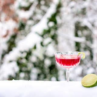 Pomegranate Liqueur Cocktails Recipes.