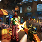 Zombie Death Hunter 3D