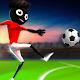 Ragdoll Football Soccer Stickman
