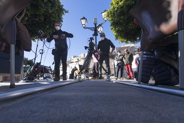 Almería y Alicante son las dos provincias en las que se rueda este cortometraje.