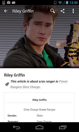 Wikia: Power Rangers 2.1.1 screenshot 455018