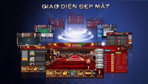 Game bai - SANH BAI - 打牌游戏