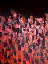 Photo: Sunset Cliffs Kanimbla Valley Medium-Oil Size 90cmx120cm $400 Sold
