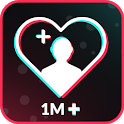Tikfamous - fans like and follower for Tik tok icon