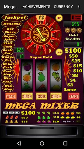Mega Mixer Slots