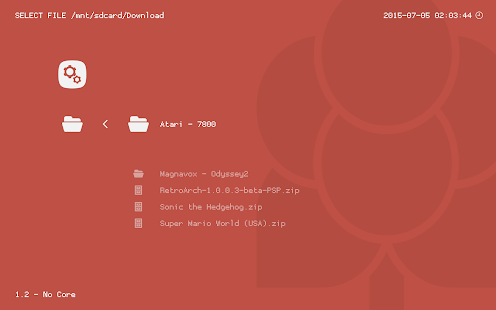 RetroArch- screenshot thumbnail