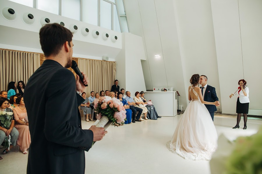 Fotografo di matrimoni Nadya Yamakaeva (NdYm). Foto del 29.06.2018