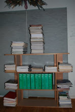 Photo: No matter how much you stack on a Sing Honeycomb Torsion Box Shelving Unit you can't overload it