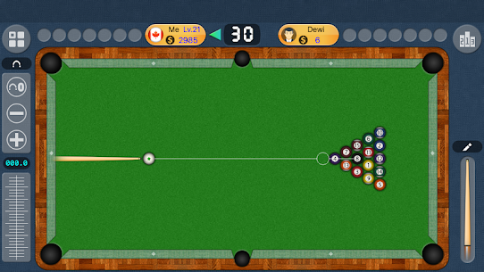 8 Ball Billiards – Offline & Online Pool Master 8