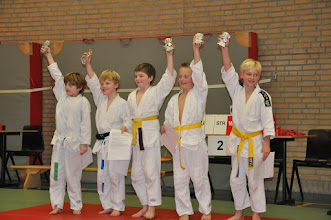 Photo: Niels, Robin, Thijs, Tim, Joris