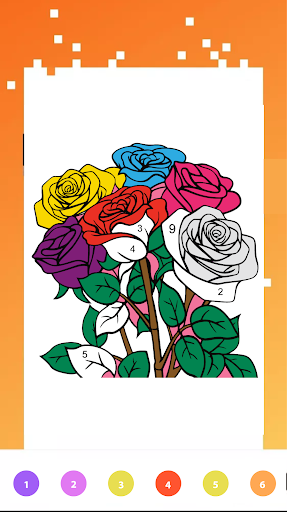 Paint By Number - Color By Number Free 1.0.6 screenshots 2