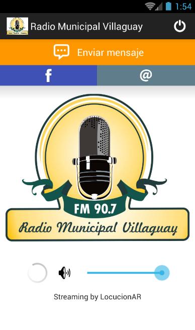 Resultado de imagen para radio municipal de villaguay