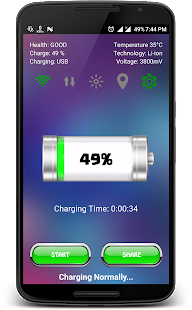 Fast Charging Pro - Ad Free- screenshot thumbnail