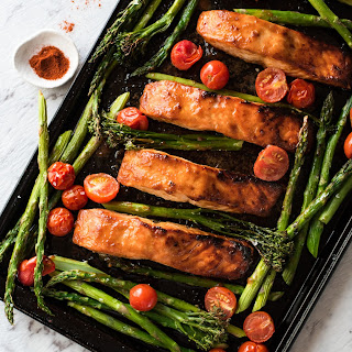 Salmon Brown Sugar Cayenne Pepper Recipes